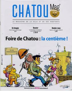 9- Couverture du journal de Chatou